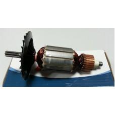 Якорь (ротор) для дрели Интерскол Д 1050.(158 *41/ 7-з прямо)