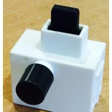 Кнопка включения УШМ DWT-125 L
