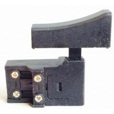 Кнопка включения электрического рубанка Интерскол