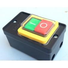 Кнопка бетономешалки в корпусе