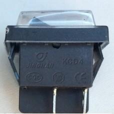 Кнопка точило 10 А (4 контакта)
