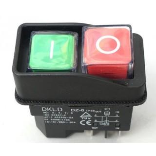 Кнопка бетономешалки (магнитный пускатель) 4 контактов