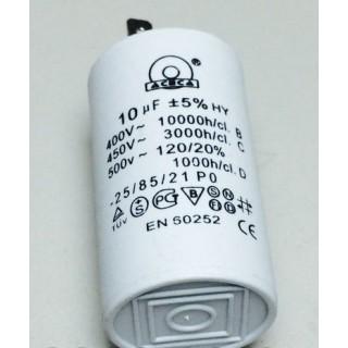 Конденсатор 10 mF 450 V