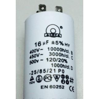 Конденсатор 16 mF 450 V