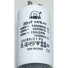 Конденсатор 20 mF 450 V