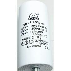 Конденсатор 30 mF 450 V с винтом
