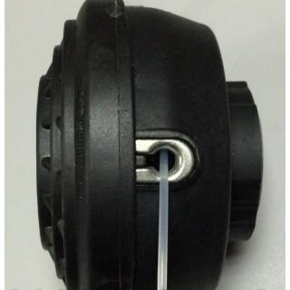 Косильный барабан с автозаправкой,косильная головка,головка мотокосы,шпуля барабан ( Резьба  Ø 12 мм )