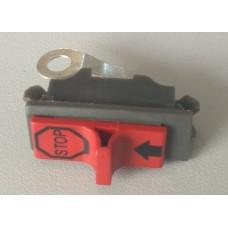 Кнопка включения / выключения зажигания бензопилы Husqvarna 137 / 142