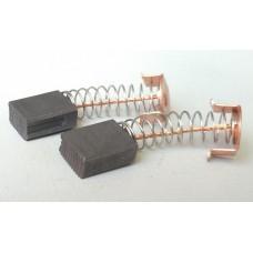 Щетка графитовая к электроинструменту (6*11*14) широкая защелка