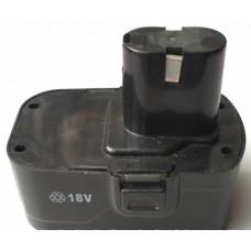 Аккумулятор для шуруповерта 18V Ni-Cd