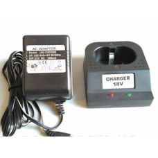 Зарядное устройство для аккумуляторных батарей шуруповерта 18 V (2 контакта)