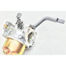 Карбюратор генератора 168 F (без топливного крана)