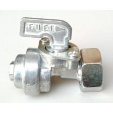 Кран топливный генератора (под гайку)