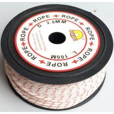 Шнур стартера 3.0 мм (бухта 100 м)